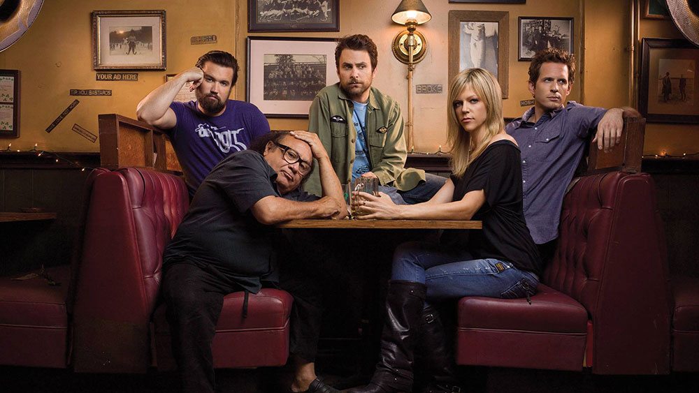 Its Always Sunny in Philadelphia at Los Angeles Center Studios