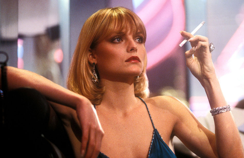 Michelle Pfeiffer: Scarface