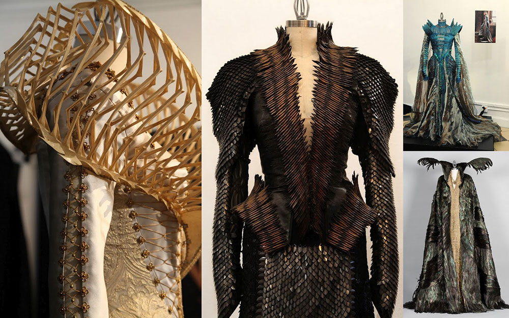 Fantastic costume design brought characters to life in Snow White and The Huntsman
