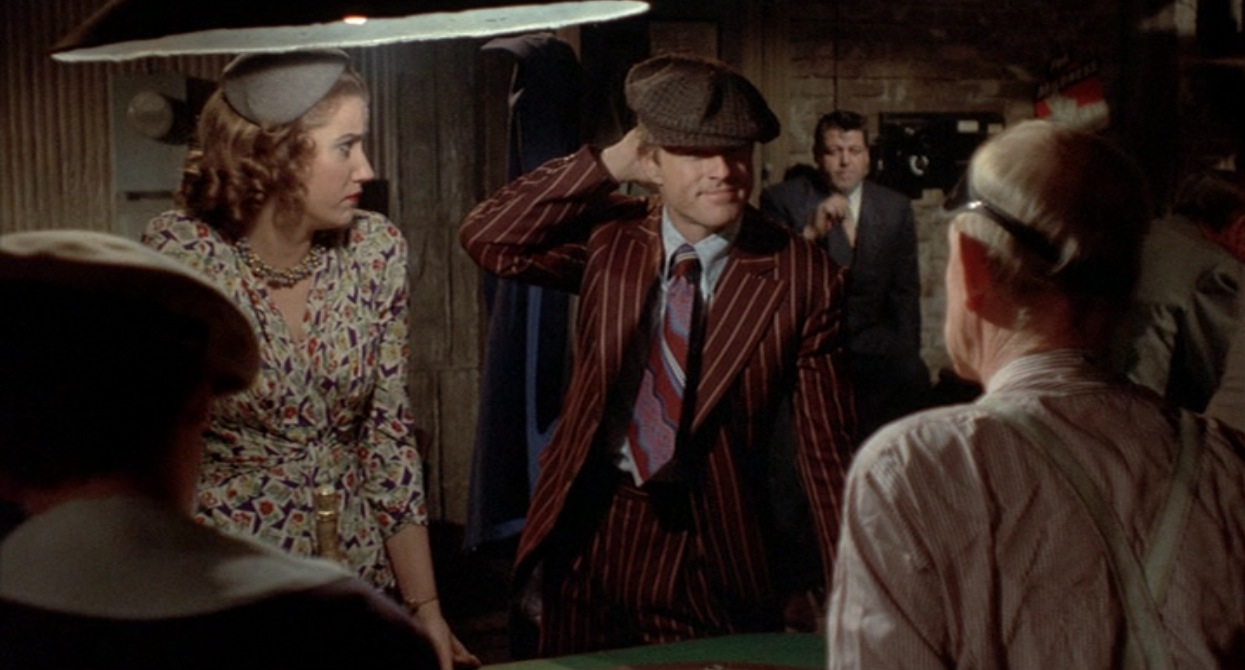 Era movies prove the importance of costume design in film, as seen in The Sting.