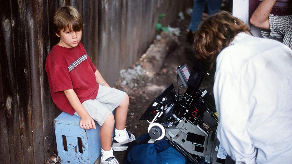 Filming with Kids: Boyhood