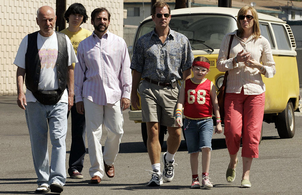 Filming with Kids: Little Miss Sunshine