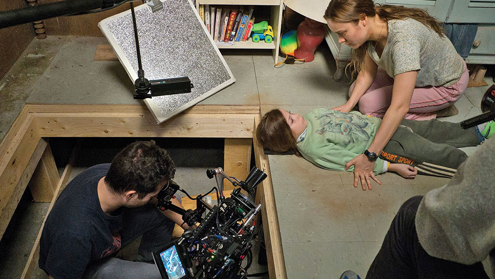 Filming with Kids: Room