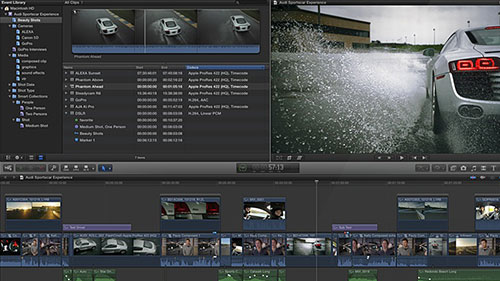 Adapting to Digital: Becoming a Self-Trained Hollywood Video Editor