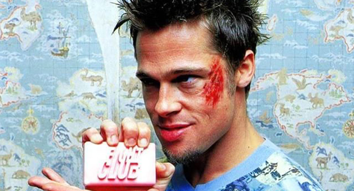 An in-depth look at Tyler Durden from Fight Club