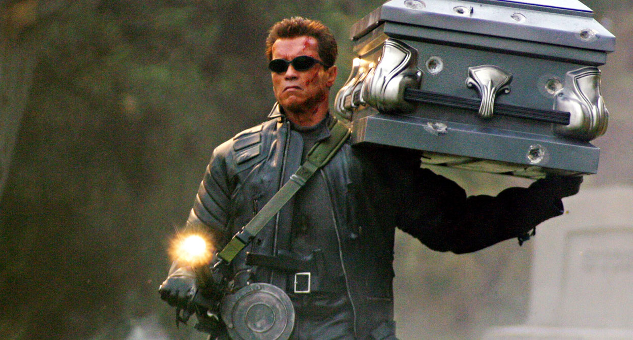 An in-depth look at Terminator from the Terminator series